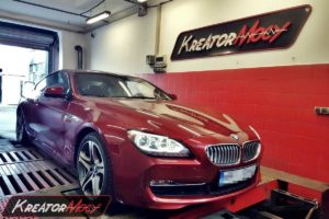 Remap BMW 6 F12 650i 4.4T 450 KM