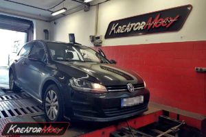 Chip tuning VW Golf VII 1.2 TSI 105 KM (CJZA)