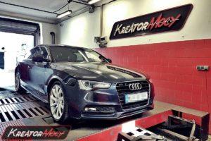 Chip tuning Audi A5 Sportback 2.0 TDI CR 143 KM (CJCA)