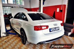 Usuwanie DPF Audi A6 C7 3.0 TDI CR 245 KM CDUD