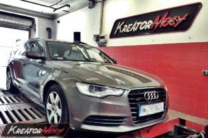 Remap Audi A6 C7 3.0 TDI 245 KM CDUD
