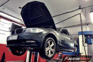 Problem DPF BMW 1 E82 118d 2.0d 143 KM