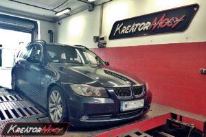 Remap BMW 3 E91 325d 3.0d 197 KM