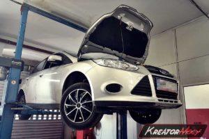 Problem DPF Ford Focus MK3 1.6 TDCI 95 KM
