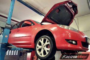 Zapchany DPF Mazda 3 2.0d MZR-CD 143 KM