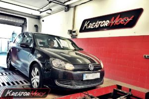 Chip tuning VW Golf VI 1.2 TSI 105 KM