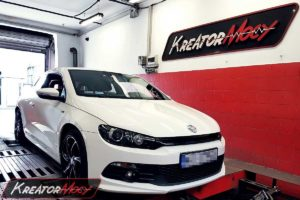 Chip tuning VW Scirocco 2.0 TSI 211 KM