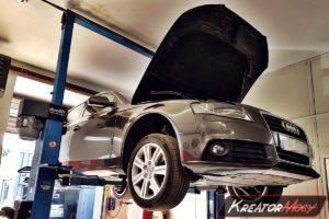 Zapchany Audi A4 B8 2.7 TDI CR 190 KM (CGKA)