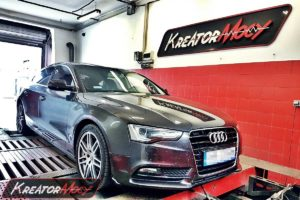 chip tuning audi a5 1 8 tfsi 170 km kreator mocy. Black Bedroom Furniture Sets. Home Design Ideas