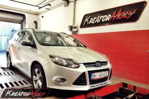 Chip tuning Ford Focus MK3 1.6 TDCI 115 KM