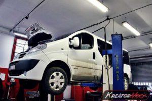 Problem DPF Nissan Primastar 2.0 DCI 115 KM