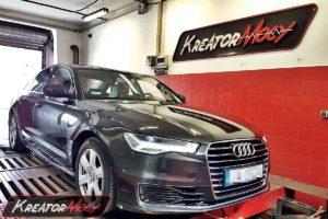 Remap Audi A6 C7 2.0 TDI CR 190 KM Multitronic (CNHA)