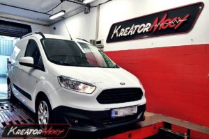 Chip tuning Ford Transit Courier 1.0 EcoBoost 100 KM