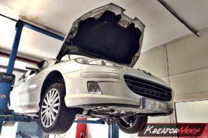 Problem DPF Peugeot 407 2.7 HDI 204 KM