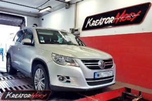 Chip tuning VW Tiguan 2.0 TSI 200 KM