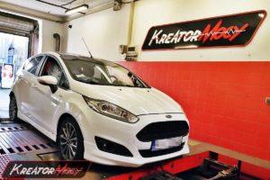 Chip tuning Ford Fiesta MK7 1.0 EcoBoost 100 KM