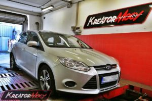 Remap Ford Focus III 1.0 EcoBoost 125 KM 92 kW