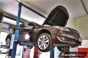 Problem DPF Opel Insignia 2.0 CDTI 163 KM