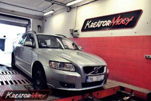 Chip tuning Volvo V50 2.0 D4 177 KM