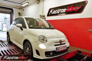 Chip tuning Abarth 500 1.4 T-JET 135 KM