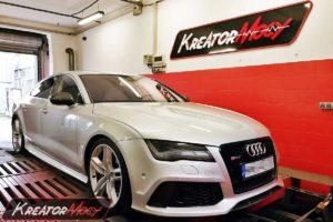 Chip tuning Audi A7 3.0 TFSI 300 KM 221 kW (CGWB)