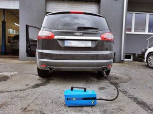 Pomiar DS2 PC Ford SMAX