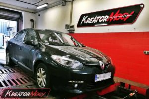 Chip tuning Renault Fluence 1.5 DCI 95 KM