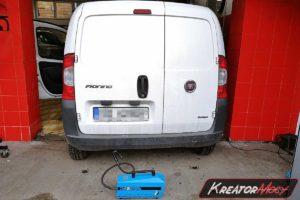Usuwanie DPF Fiat Fiorino 1.3 MultiJet 75 KM