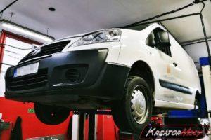 Serwis DPF Fiat Scudo II 2.0 MultiJet 128 KM
