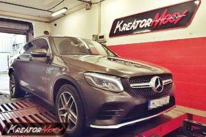 Chip tuning Mercedes X253 GLC 220d 170 KM