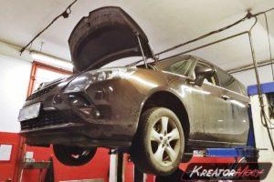 Problem DPF Opel Zafira Tourer 2.0 CDTI 165 KM