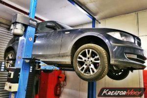 Problem DPF BMW 1 E87 118d 136 KM