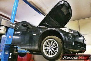 Usuwanie DPF BMW 3 E91 320d 2.0d 150 KM