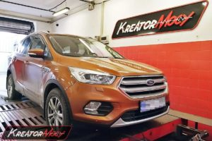 Chip tuning Ford Kuga MK2 2.0 TDCI 150 KM