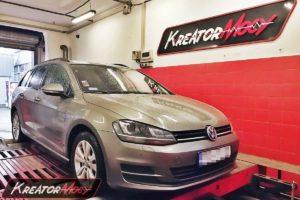 Tuning VW Golf VII 1.6 TDI CR 110 KM (CXXB)