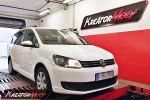 Chip tuning VW Touran II 2.0 TDI 140 KM (CFHC)