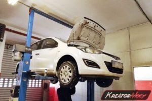 Serwis DPF Hyundai i20 1.1 CRDI 75 KM