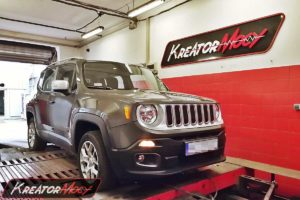 Chip tuning Jeep Renegade 2.0 MultiJet II 140 KM