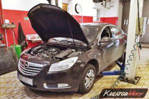 Zapchany DPF Opel Insignia 2.0 CDTI 130 KM