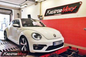 Remap VW Beetle 1.4 TSI 160 KM (CTHD)