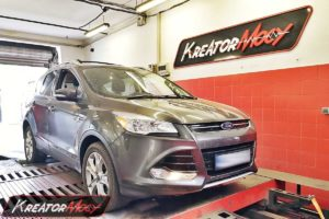 Chip tuning Ford Escape 2.0 EcoBoost 240 KM
