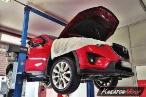 Usuwanie DPF Mazda CX-5 2.2 Skyactiv-D 150 KM