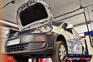 Zapchany DPF Volkswagen Caddy 2.0 TDI CR 140 KM (CFHC)