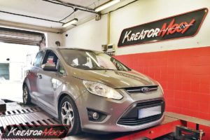 Chip tuning Ford C-MAX MK2 1.6 EcoBoost 150 KM