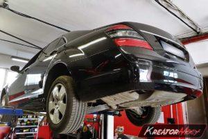 Usuwanie DPF Mercedes W221 S 420 CDI 4.0 320 KM