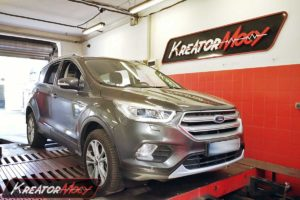 Chip tuning Ford Kuga MK2 1.5 EcoBoost 182 KM