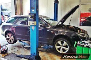 Problem DPF Seat Exeo 2.0 TDI CR 143 KM (CJCA)
