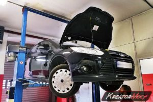 Problem DPF Ford Focus MK3 1.6 TDCI 105 KM