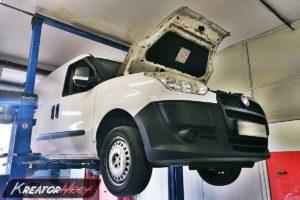 Usuwanie DPF Fiat Doblo 1.6 MultiJet 105 KM
