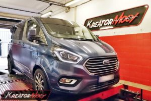 Chip tuning Ford Tourneo Custom 2.0 EcoBlue 170 KM